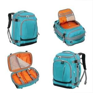 7a9b6e34b0 eBags TLS Mother Lode Weekender Convertible Jr Backpack Tropical Turquoise  NWT Disc d color