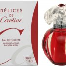 Delices de Cartier by Cartier,1.6 oz EDT Spray