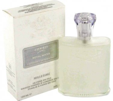 Royal Water Cologne by Creed, 4 oz Millesime Spray