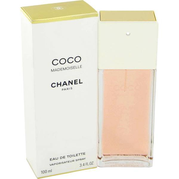 Coco Mademoiselle Perfume by Chanel, 3.4oz Perfume
