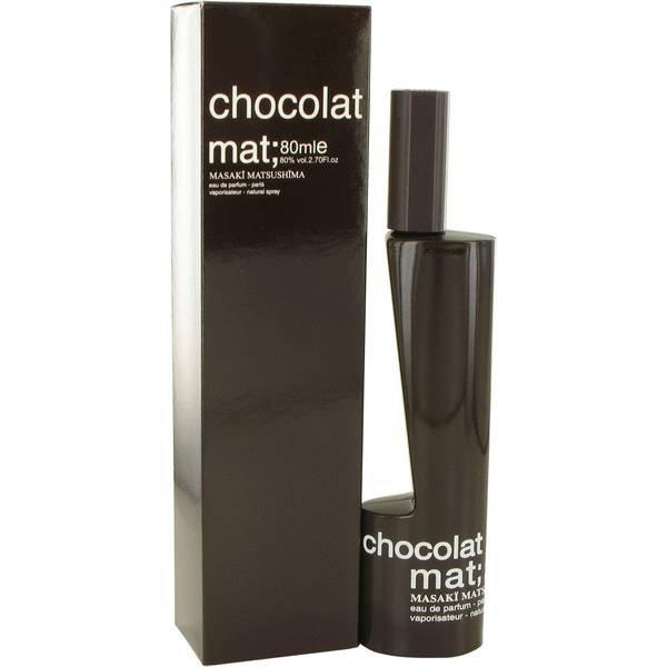 Chocolat Mat by Masaki Matsushima, 2.7 oz EDP Spray