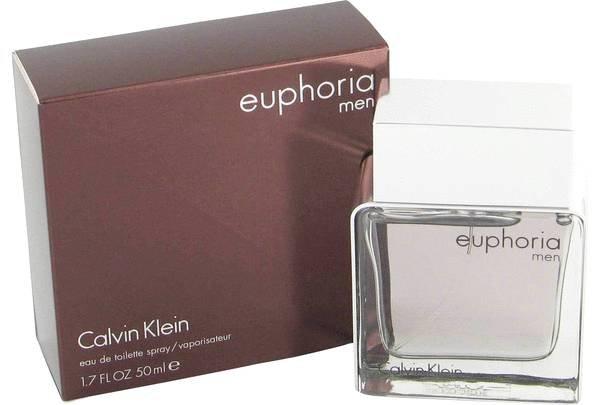 Euphoria Men Intesne by Calvin Klein, 1.7oz EDT Spray
