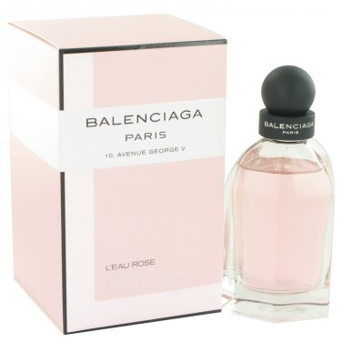 Balenciaga Paris L'eau Rose Perfume by Balenciaga 2.5 oz EDP Spray
