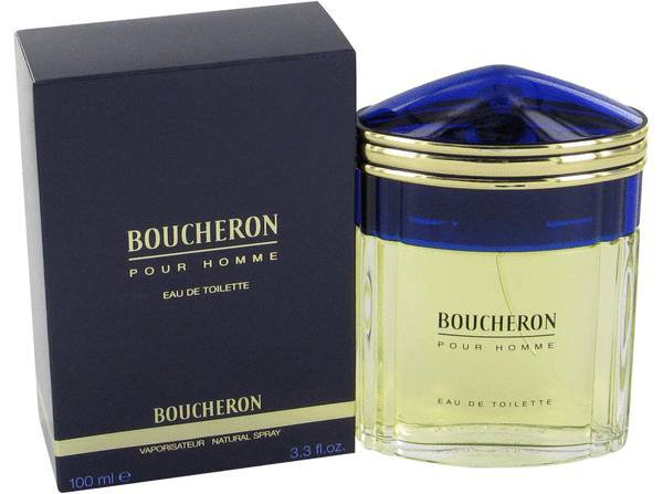 Boucheron Homme by Boucheron, 3.4 oz EDT Spray