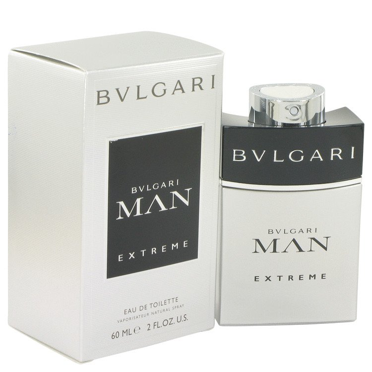 Bvlgari Man Extreme by Bvlgari, 3.4oz EDT Spray