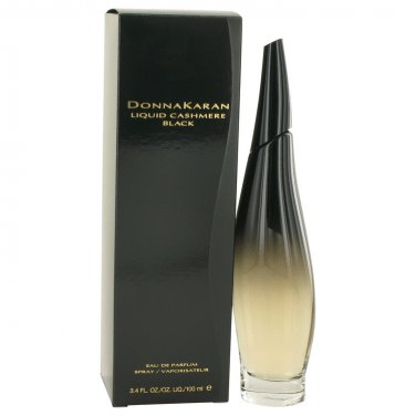 Donna Karan,Liquid Cashmere Black Perfume, 3.40z ETP