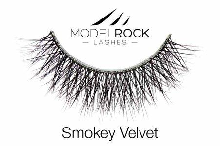Thick Long Lashes - Smokey Velvet- Double Layered Lashes
