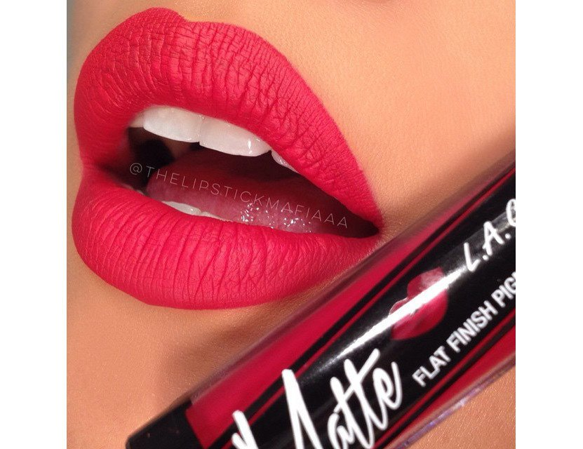 L.A. Girl Matte Pigment Gloss - Frisky