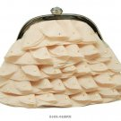 Verga Evening Bag B445A - Peach