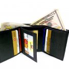 BRAND NEW MENS QUALITY LUXURY SOFT REAL LEATHER WALLET 2064