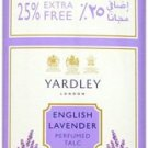 English Lavender by Yardley of London 8.75 oz perfumed talc