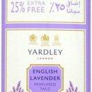 English Lavender by Yardley of London 8.75 oz perfumed talc