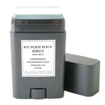 Burberry Brit Pour Homme by Burberry 2.5 oz Deodorant Stick for Men