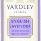 English Lavender 6.8 oz body spray by Yardley of London