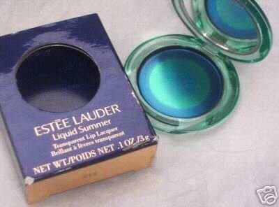 Estee Lauder Liquid Summer Transparent Lip Lacquer - 01- Lagoon