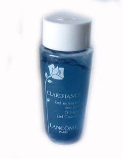 Lancome Clarifiance Oil Free Gel Cleanser 2 oz (Travel Size)