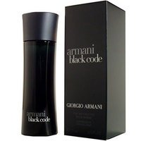 Armani Black Code by Giorgio Armani for Men 2.5 oz Eau de Toilette Spray