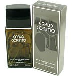 Carlo Corinto 3.4 oz Eau de Toilette spray for Men