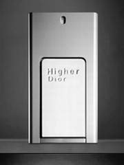 Dior Higher 2.5 oz Eau de Toilette Spray by Christian Dior for Men