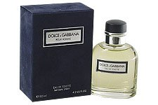 Dolce & Gabbana 4.2 oz Eau de Toilette spray for men