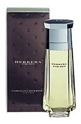 Herrera by Carolina Herrera for Men 3.4 oz Eau de Toilette Spray