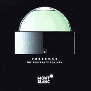 Mont Blanc Presence by Mont Blanc for Men 2.5 oz Eau de Toilette Spray