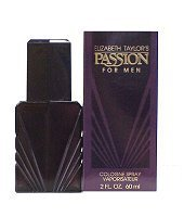 Passion for Men by Elizabeth Taylor 4 oz Cologne Spray