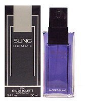 Sung Homme by Alfred Sung .5 oz (15 ML) Eau de Toilette Spray (unboxed)
