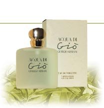 Acqua di Gio by Armani for Women 3.4 oz Eau de Toilette Spray
