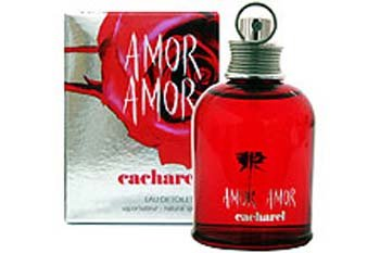 Amor Amor by Cacharel 1.7 oz Eau de Toilette Spray for Women