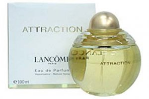Attraction by Lancome  1.7 oz Eau de Parfum Spray for Women