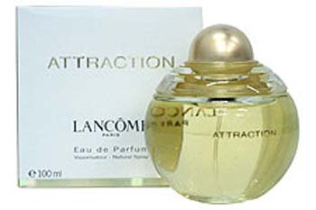 Attraction by Lancome  3.4 oz Eau de Parfum Spray for Women