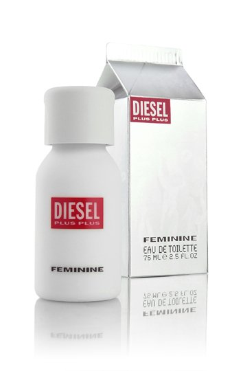 Diesel Plus Plus Feminine 2.5 oz Eau de Toilette Spray