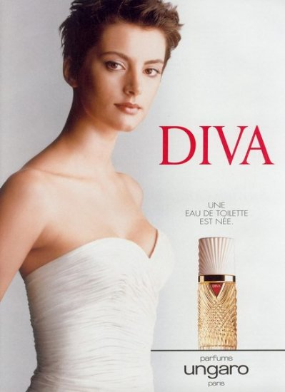 Diva by Ungaro 1 oz Eau de Toilette Spray for Women