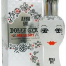 Dolly Girl Ooh La Love for Women by Anna Sui 1 oz Eau de Toilette Spray