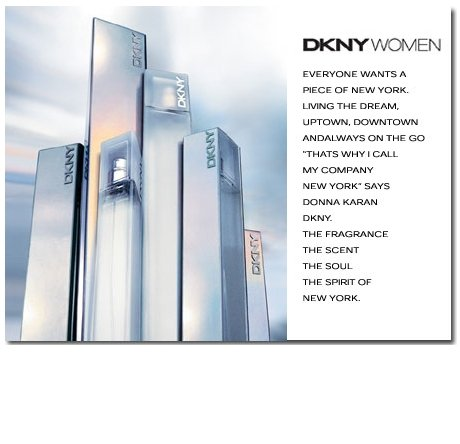 Donna Karan DKNY by Donna Karan New York 3.4 oz Eau de Parfum Spray  for Women