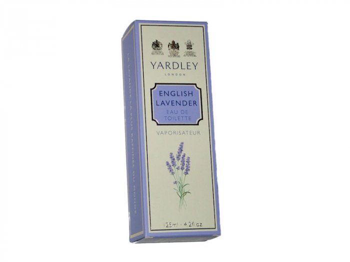 English Lavender by Yardley of London 4.2 oz Eau de Toilette Spray