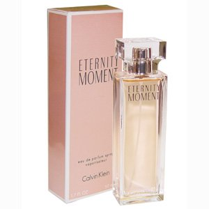 Eternity Moment for Women by Calvin Klein 3.4 oz Eau de Parfum Spray