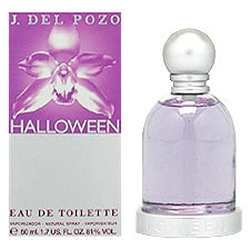 Halloween 3.4 oz Eau de Toilette Spray for Women by Jesus del Pozo