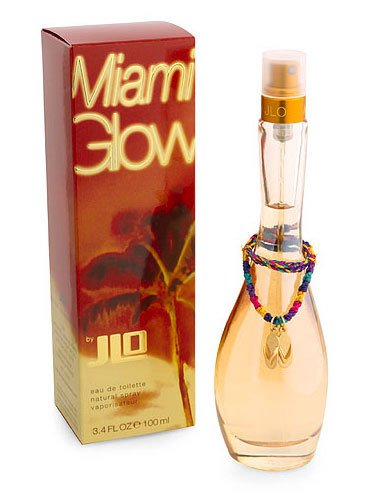 Miami Glow 3.4 oz Eau de Toilette spray by Jennifer Lopez for Women