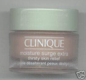 Clinique Moisture Surge Extra Thisty Skin Relief .5 oz - 15 ml Special Size