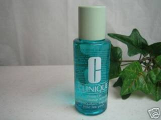 Clinique Rinse-Off Eye Makeup Solvent 1 oz (Trial Size)