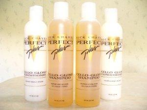 Nick Chavez Cello Gloss Shampoo Conditioner Free Ship!