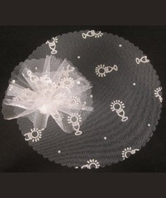 Communion Circle Tulle