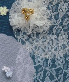 Lace Circle Tulle