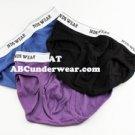 3 Pack NDS Wear Briefs Asst Colors