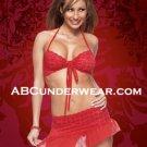 Heart Lace & Mesh Set By Abcunderwear.com