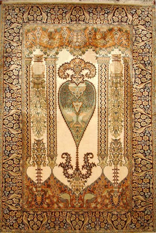 Silk Carpet