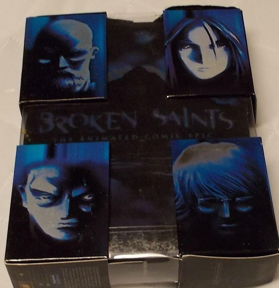 Broken Saints DVD