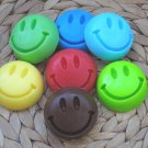 Soap Handmade Smiley Face Soaps x 6 – Happy Soap - Birthday gift, party filler, novelty